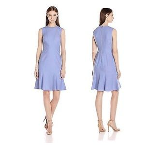 New Calvin Klein Fishtail Dress